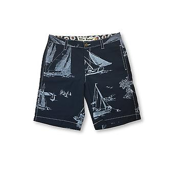 Tailor Vintage swim shorts in navy
