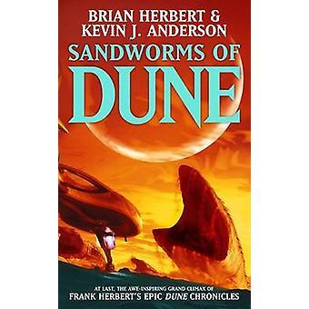 Dune-serien av Kevin J. Anderson - Brian Herbert - 978034083752