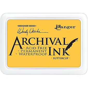 Wendy Vecchi Designer Series Archival Ink Pad-Buttercup AID-45632