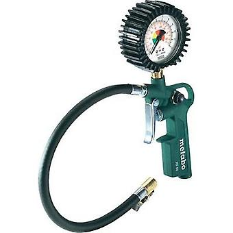 1/4 (6.3 mm) 12 bar Metabo RF 60 Calibrated to: Manufacturer standards
