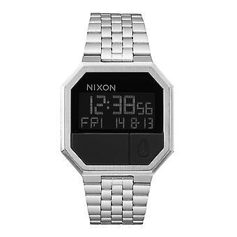 Nixon The Re-Run Black Herrenuhr (A158000)