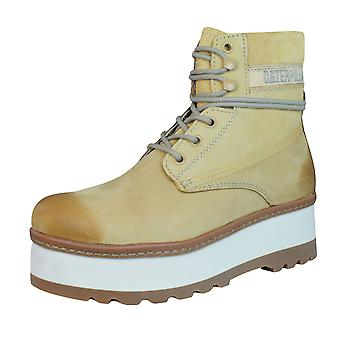 Caterpillar High Hopes Womens Leather Boots - Honey