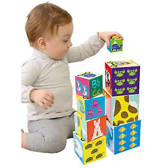 Little Hero Learning Blocks Stacking and Nesting