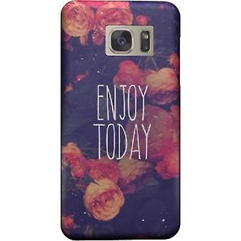 Enjoy today cover for Galaxy S7 Edge