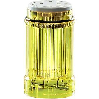Signal tower component LED Eaton SL4-L24-Y Yellow Yellow Non-stop light signal 24 V