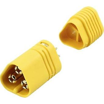 Battery plug MT60 Gold-plated 1 pc(s) Reely