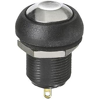 Pushbutton 24 Vdc 2 A 1 x Off/(On) APEM ILR3SAD5 IP67 momentary 1 pc(s)