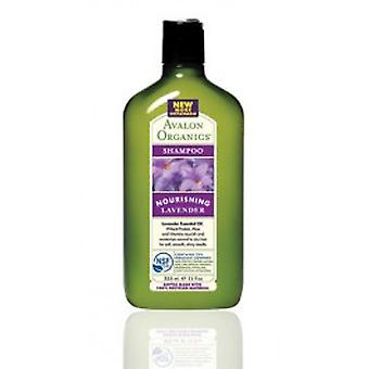 Avalon Organics - Lavender Nourishing Shampoo 325ml