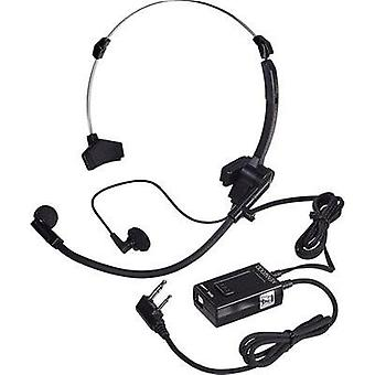 Kenwood Kenwood earpiece and microphone KHS-1 KHS 1 M