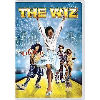 The Wiz [DVD] USA import