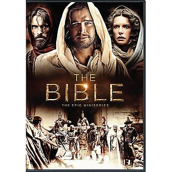 Bible-the Epic Miniseries [DVD] USA import