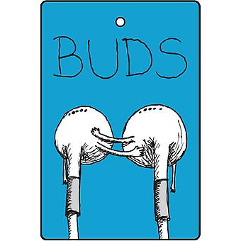 Buds Car Air Freshener