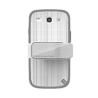PureGear Utilitarian Smartphone Support System for Samsung Galaxy S3 (White) -02