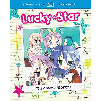 Lucky Star: The Complete Series & Ova [Blu-ray] USA import