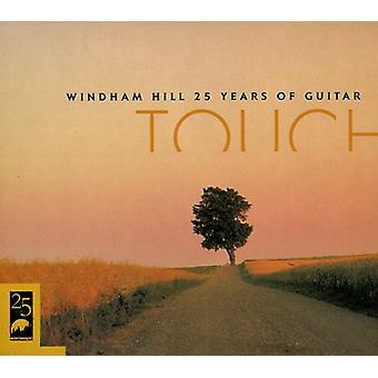 Touch-25 år af Windham H - Touch-25 år af Windham Hill [CD] USA import