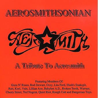 Aerosmithsonian - Aerosmithsonian [CD] USA importerer