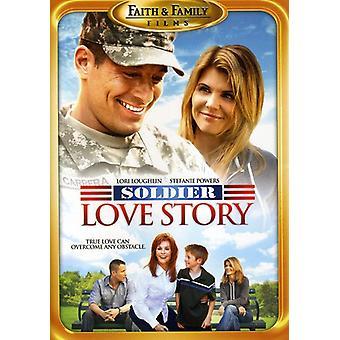 Soldat kærlighedshistorie [DVD] USA importerer