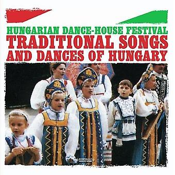 Hungarian Dance-House Festival - Traditional Songs & Dances of Hungary [CD] USA import