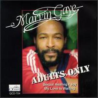 Marvin Gaye - importación de USA solo para adultos [CD]