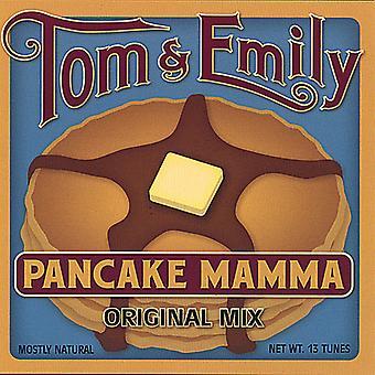 Tom & Emily - pannekake Mamma [DVD] USA import