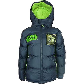 Star Wars Boys Hooded Jacket / Coat