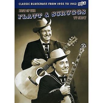Flatt & Scruggs TV Show: Vol. 6 [DVD] USA import