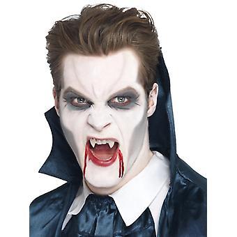 Vampire makeup make-up makeup Halloween Carnival