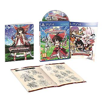 Touhou Genso Wanderer PS4 spil
