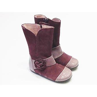 Garvalin Garvalin 111403 Purple Long Girls Boot
