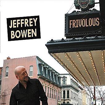 Jeffrey Bowen - import niepoważne USA [CD]