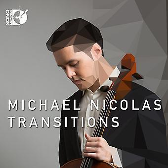Davidovsky, M. / Nicolas, Michael - Transitions [CD] USA import