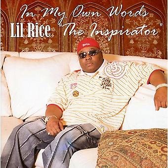 Lil Rice - In My Own Words [CD] USA import