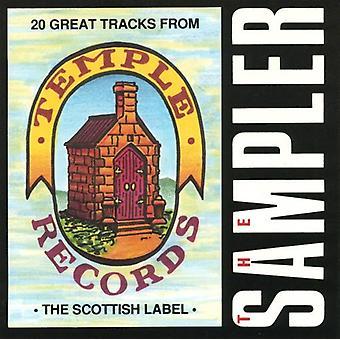 Templet Sampler - templet Sampler [CD] USA import