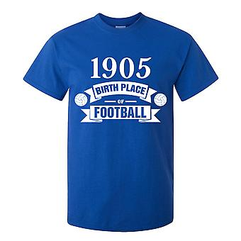 Chelsea Birth Of Football T-shirt (blue)