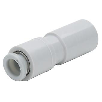 SMC KQ2 Pneumatic Straight Tube-to-Tube Adapter, Plug In 12 mm