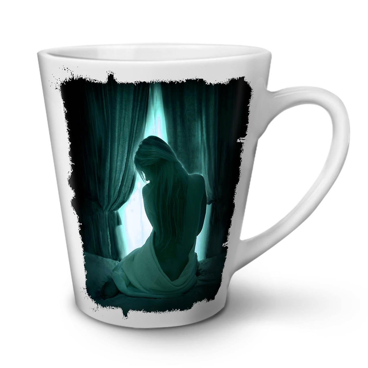 12 Mug Thé Nouveau Cool Latte Café OzWellcoda Blanc En Fille Jeune Céramique Mystique ZTiOkwPXu