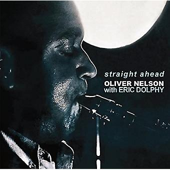 Oliver Nelson - Straight Ahead [CD] USA import