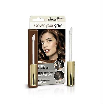 Cover Your Gray Root Touch-Up Dark Brown