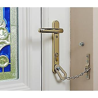 Solon Door Chain For UPVC Door Security Via Door Handle Screw