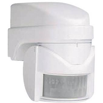 Wall, Surface-mount PIR motion detector Friedland L210N WHI 140 ° Relay White IP44