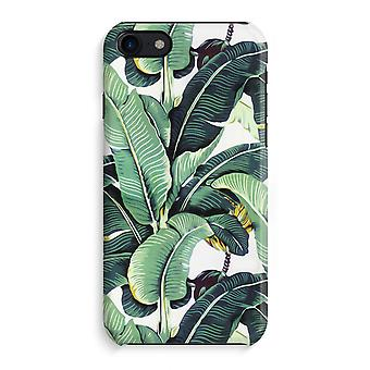 iPhone 8 Full Print saken (glanset) - banan blader