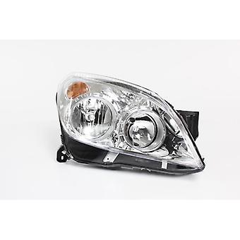 Right Headlamp (Electric With Motor Hatchback Models) for Opel ASTRA H Van 2007-2009