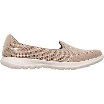 Skechers Womens/Ladies GOwalk Lite Shanti Breathable Slip On Shoes
