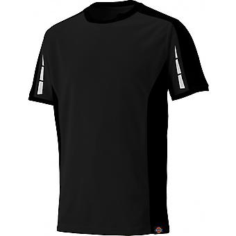 Dickies Mens Pro Polyester SS Crew Neck Breathable Workwear T-Shirt