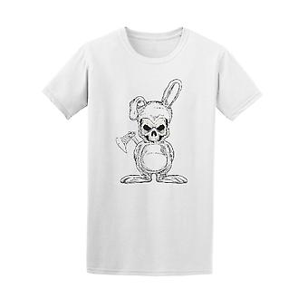 Rabbit With Costume Bunny  Tee Men's -Image by Shutterstock