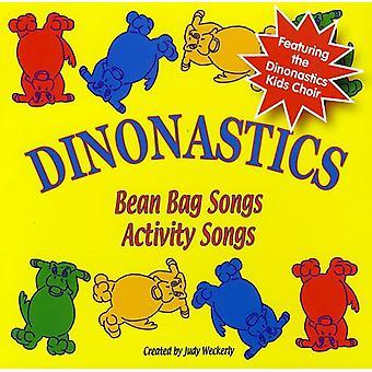 Dinonastics - Dinonastics Bean Bag Songs Aktivität Songs [CD] USA import