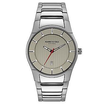 Kenneth Cole New York men's wrist watch analog quartz stainless steel KC15103011