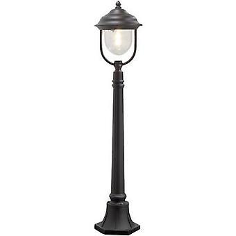 Outdoor free standing light Energy-saving bulb E27 75 W EEC: depending on light source (A++ - E) Konstsmide Parma 7225-750 Black