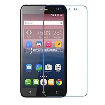 Alcatel One Touch Pixi 4 (5 Zoll) Displayschutzfolie 9H Verbundglas Panzer Schutz Glas Tempered Glas