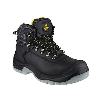 Amblers Mens FS199 Steel Toe & Midsole Safety Boot S1-P-SRC